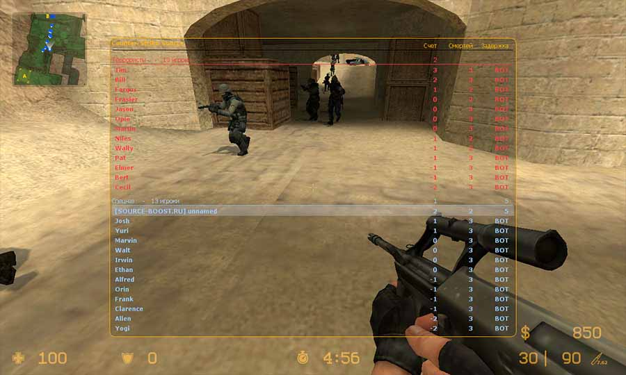 скачать counter strike source v34 2008 русская версия